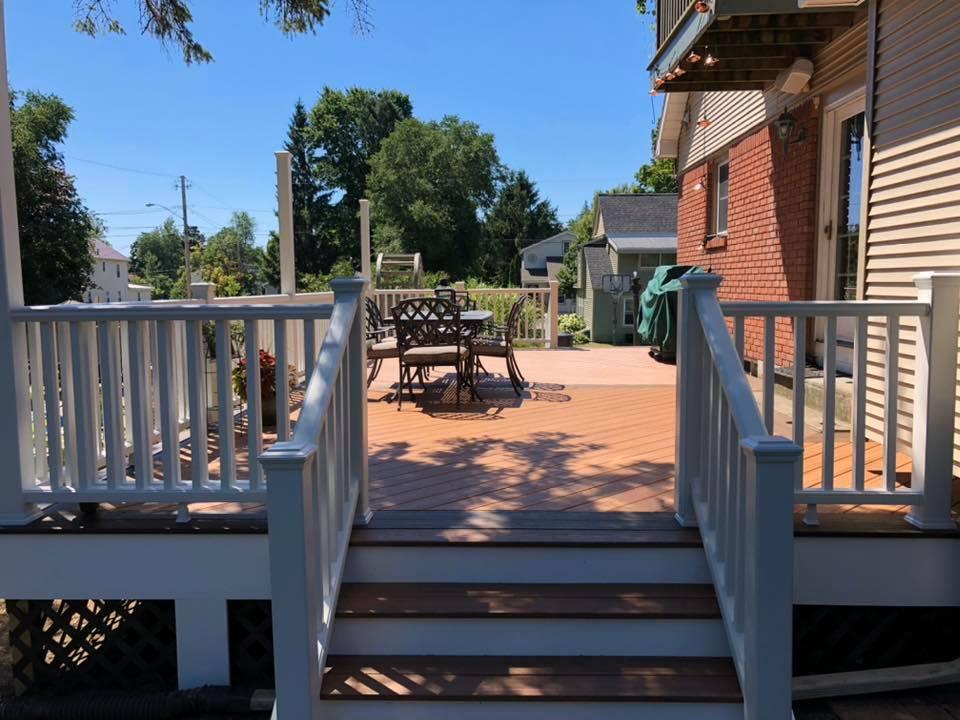 Trex Deck Authorized Contractor
