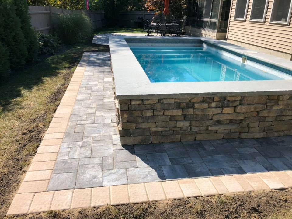 Patio and Hardscapes